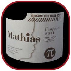 Domaine du Causse Noir - Mathias - 2011 | Blind Taste 34