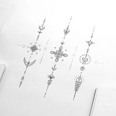 Tattoo Artists 66851 No automatic automatic text is available. Arrow Tattoos, Wrist Tattoos, Finger Tattoos, Cute Tattoos, Body Art Tattoos, Small Tattoos, Sleeve Tattoos, Tattoos Geometric, Geometric Tattoo Design