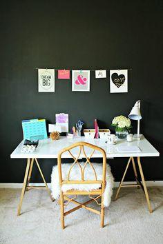 INTERIOR JUNKIE » 15x zwarte muren