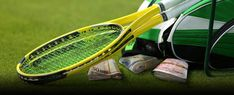 You probably missed a recent report in a British newspaper about possible match-fixing in tennis. It's easy to ignore and easy to dismiss, but is widespread match-fixing really that implausible? It's at least worth asking the right questions. Drop Shot, Asking The Right Questions, Make Real Money, Sports Betting, Tennis Racket, Matcha, It's Easy, Newspaper, Join