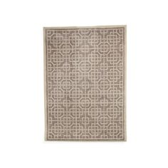 Made In USA 5x7 Geometric Pattern Area Rug ($130) ❤ liked on Polyvore featuring home, rugs, stain resistant rugs, geometric pattern area rugs, recycled rugs, stain resistant area rugs and polyester rugs