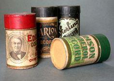 Phonograph cylinder: Mother Dear - The Bill Douglas Cinema Museum