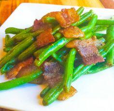 Balsamic Bacon Green Beans   Flavor Mosaic