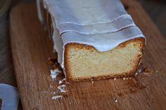 Gluten Free Better-Than-Starbucks' Iced Lemon Pound Cake, via Gluten Free on a Shoestring