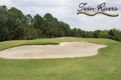 $17 for 18 Holes with Cart, Range Balls and a 2-for-1 Draft Beer or Fountain Drink at Twin Rivers #Golf Club in Oviedo near Orlando ($48 Value. Includes Tax. Expires December 31, 2015!)  Click here for more info: https://www.groupgolfer.com/redirect.php?link=1sqvpK3PxYtkZGdlb4Cl