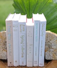 White Books, Green Books, Irish Wedding Traditions, Book Centerpieces, Modern Books, Love Me Forever, Book Show, Cottage Chic, Vintage Books