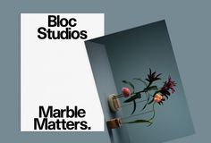 Picture of 3 designed by Studio Flat for the project Bloc Studios. Published on the Visual Journal in date 2 May 2017