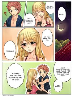 NaLu week - Day 1 - Longing 7/7 LeonS. Art Book