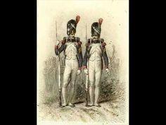 La Marche de la Garde Impériale à Waterloo - YouTube Painting, Art, Musica, Walking, Art Background, Painting Art, Kunst, Gcse Art, Paintings