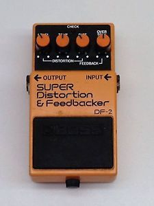 Effects boss vintage multi