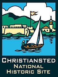 Commemorate your experience at the Christiansted National Historic Site with the ANP Christiansted Series.