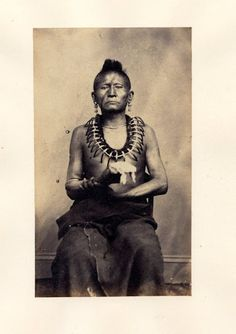 Reach To The Skies - Osage – 1865