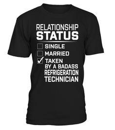 Refrigeration Technician - Relationship Status