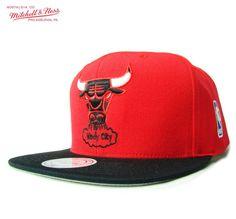 【MITCHELL & NESS】【ミッチェル&ネス】CHICAGO BULLS スナップバック レッドXブラック【CAP】【newera】【帽子】【NBA】【snap back】【snapback】【ブラック】【under visor】【黒】【赤】【シルバー】【シカゴ・ブルズ】【jordan】【あす楽】【楽天市場】
