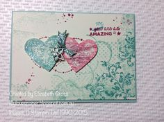 Lillybet's Papers: CTC#65 Valentine's Day. Spreading some Timeless Texture love