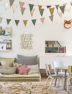 Low Cost Inspiration For The Playroom. Baby KinderzimmerKleines  Kinderzimmer EinrichtenPippi ...