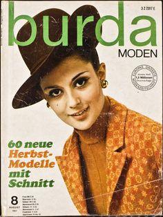 Burda Moden 08.1967 in Libros, revistas y cómics, Revistas, Moda y estilo de vida | eBay