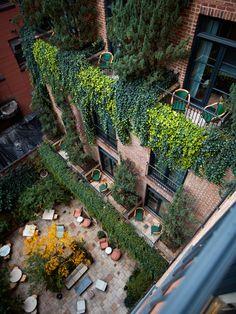 Hoteles urbanos del mundo: The Greenwich Hotel (Nueva York)