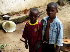 More Children in Conakry - Conakry, Conakry, Guinea.