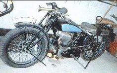 Triumph NL, 500cc, 1928