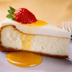 Get Your Recipe: Ultimate Cheesecake