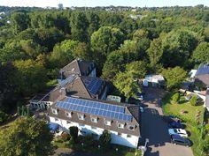 Außenansicht des AKZENT Hotel Schildsheide in Erkrath Mansions, House Styles, Double Room, Recovery, Bonn, Manor Houses, Villas, Mansion, Palaces