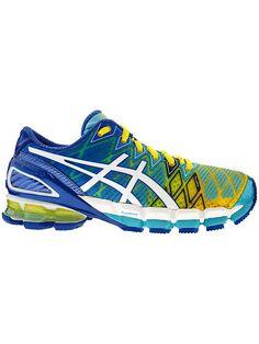 Gel-Kinsei 5 Run Shoe by Asics® Asics Running Shoes 5416c97b37ebd