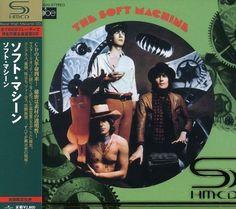 The Soft Machine [Universal Japan] [CD]