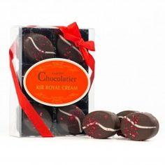 martins chocolatier kir royal cream dark chocolate 6 pack main