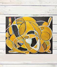 yellow swings by Sonja Zeltner-Mueller on Etsy