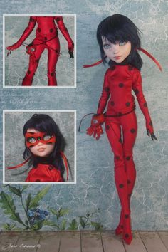 Custom MH Dolls by sangina