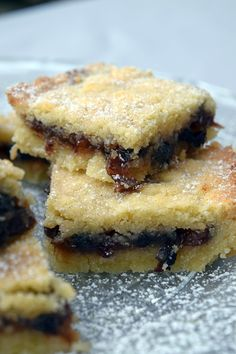 Mincemeat Shortbreads - Recipes World Mincemeat Bars Recipe, Mincemeat Cookies, Xmas Food, Christmas Cooking, Baking Recipes, Dessert Recipes, Scone Recipes, Minced Meat Recipe, Mince Meat