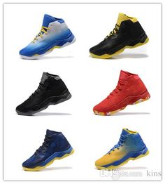 2016 Wholesale Curry 2.5 Stephen Curry 2.5s Men Basketball Shoes High Mens…