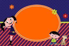 Kit Digital Aniversário Show da Luna para Imprimir - Convites Digitais Simples
