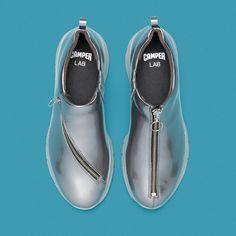Camper Twins Grey Sneakers Men K100332-002