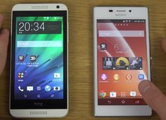HTC Desire 610 vs Sony Xperia M2: Spec Comparison