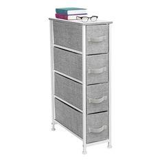 3-Tier Fruit Basket Stand – Sorbus Home Narrow Dresser, 4 Drawer Dresser, Dresser With Mirror, Bedside Storage, Storage Drawers, Locker Storage, Storage Baskets, Kitchen Storage, Pull Out Drawers