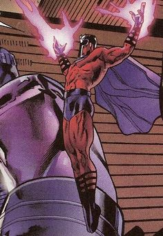 A great classic floating Magneto panel.
