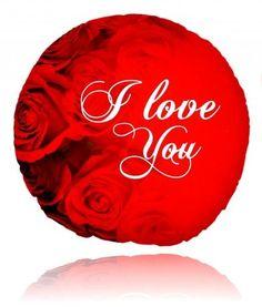 I Love You vankúš 317