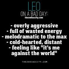 Daily Horoscope Lion- Zodiac City