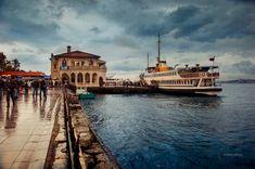 istanbul - Beşiktaş iskelesi Kadıköy, İstanbul