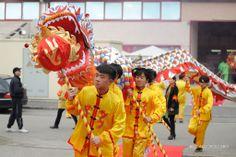 """""""Danza del Drago"""" Capodanno Cinese #prato #capodannocinese #china #drago  #舞龍 ©RP www.riccardopolcaro.com/blog/2014/02/capodannocinese/"""