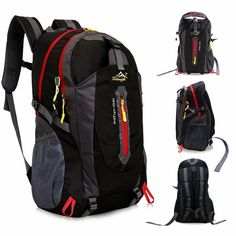 40L Travel-Backpack Hiking Backpack Camping Outdoor Sports Daypack Wat…: Item details Condition: Brand New: Brand… #Travelgoods #outdoor