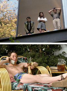Ferris Bueller is so inspirational.