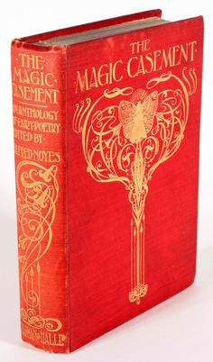 The Magic casement an anthology of Fairy Poetry   c1908