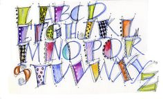 Art du Jour by Martha Lever: Doodle Day