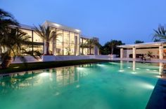 Sea view mansion for sale in Port Adriano, Calvia, Mallorca, Spain.