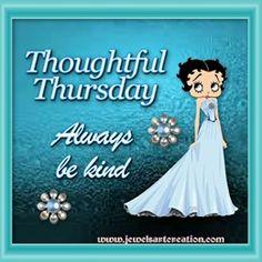 Betty Boop - Thursday