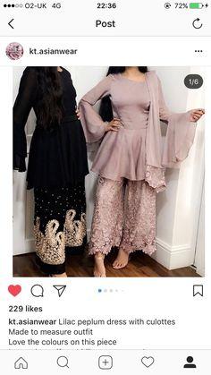 When you pants packs a punch Pakistani Fashion Casual, Pakistani Wedding Outfits, Ethnic Fashion, Pakistani Dresses, Indian Dresses, Asian Fashion, Indian Outfits, Pakistani Clothing, Wedding Hijab