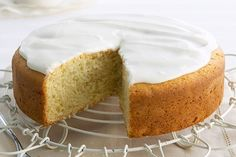 It's back to basic favourites with this butter cake.
